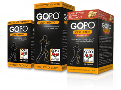 GOPO Joint Health Products
